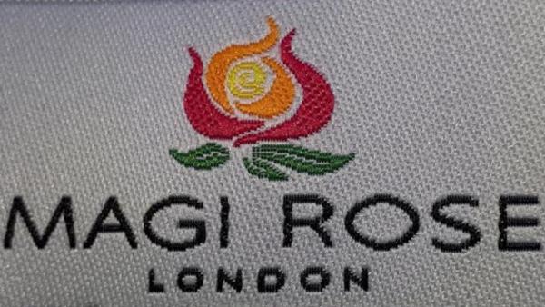 Magi Rose Garment Label