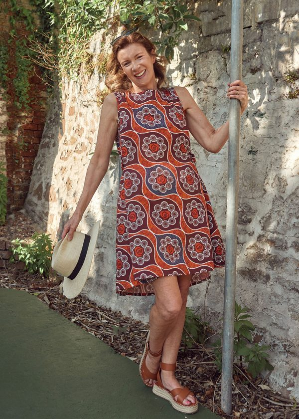 Magi-Rose-Swing-Dress-New