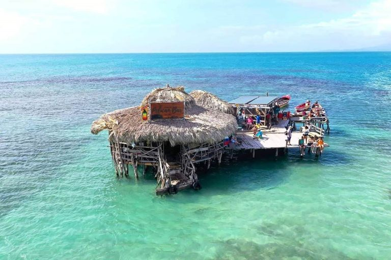 Floyde Forbes Pelican Bar Jamaica